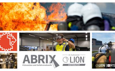 ABRIX übernimmt deutschen Vertrieb für LION Übungsprodukte und Übungsanlagen