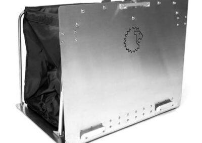 Produktbild: LION ATTACK™-Ballastständer mit Wassertank um das ATTACK™ Panel freistehend zu betreiben