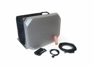 Produktbild: LION ATTACK™-Brandpanel mit Ballastständer und Zubehör